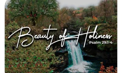 Beauty of Holiness - Mama Tee Ft. Awipi & Rume