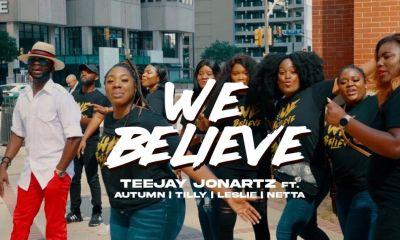 We Believe - Teejay Jonartz Feat. Autumn, Tilly, Leslie & Netta