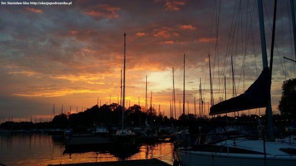 Zachód Słońca w Sztynorcie