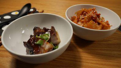 Kimchi i Kakuni