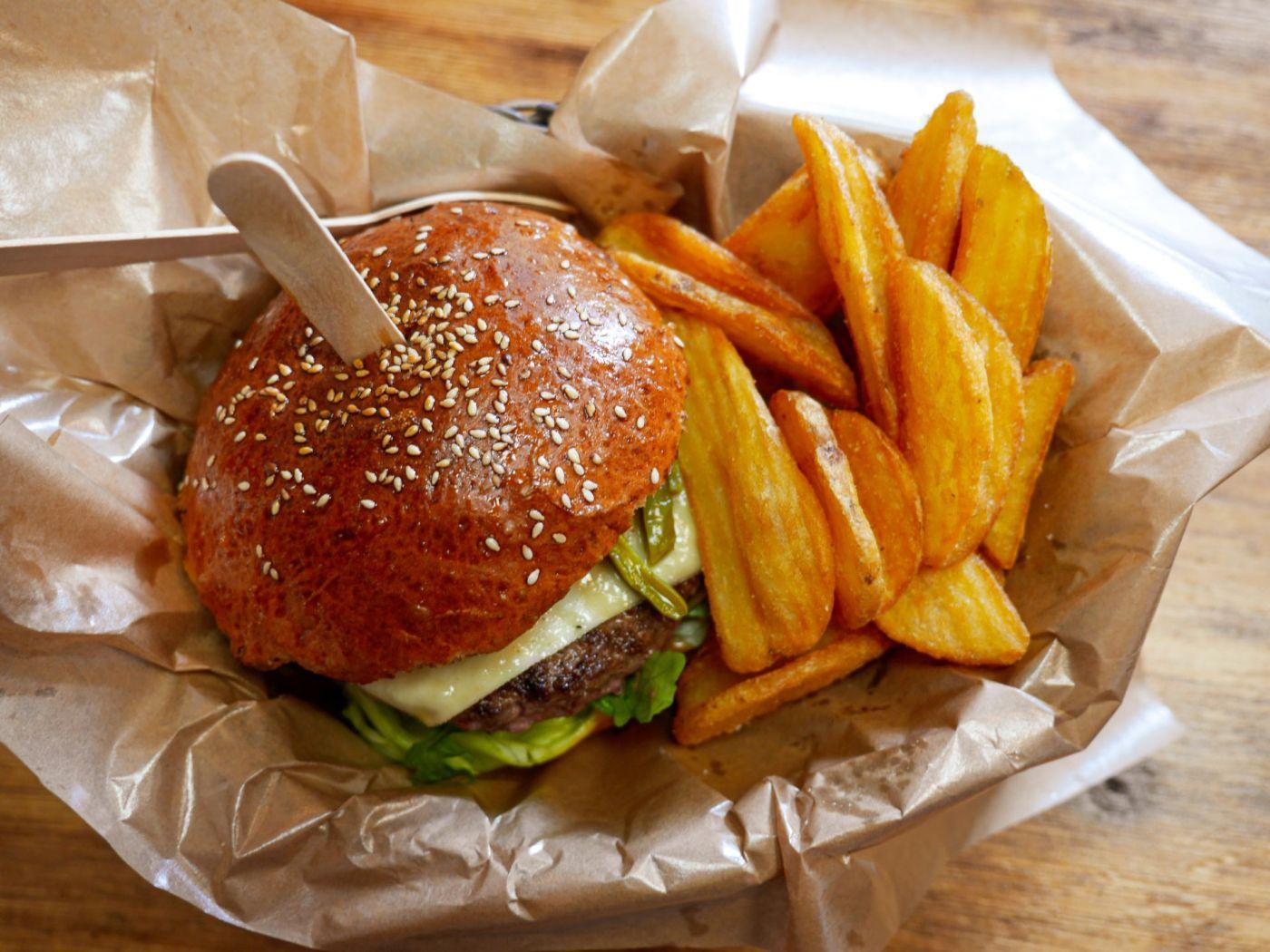 Wyspa Uranosa Burger