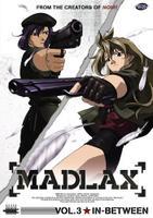 Madlax, Volume 3