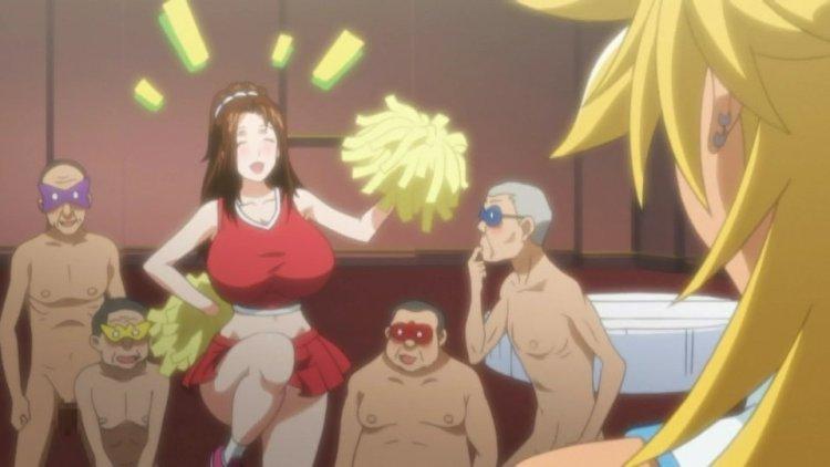 えなじぃキョーカ!!「ヌキサポ編 第1巻」 エロアニメ キャプ画像 (33)