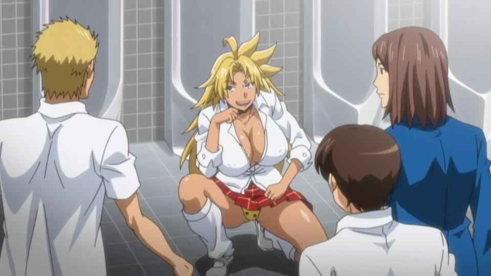 えなじぃキョーカ!!「ヌキサポ編 第1巻」 エロアニメ キャプ画像 (2)