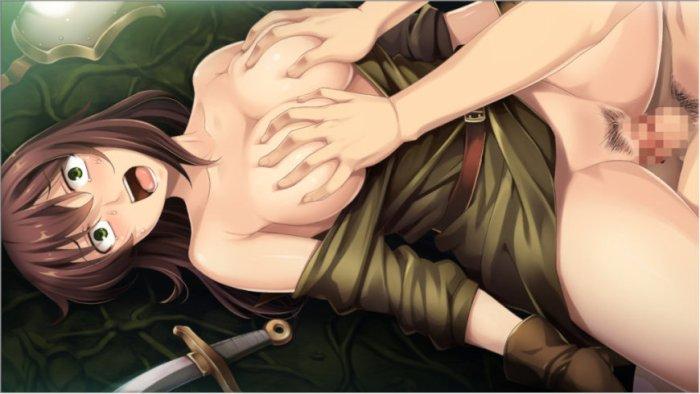 [HCG] 鉄と裸 [つるみく] (30)