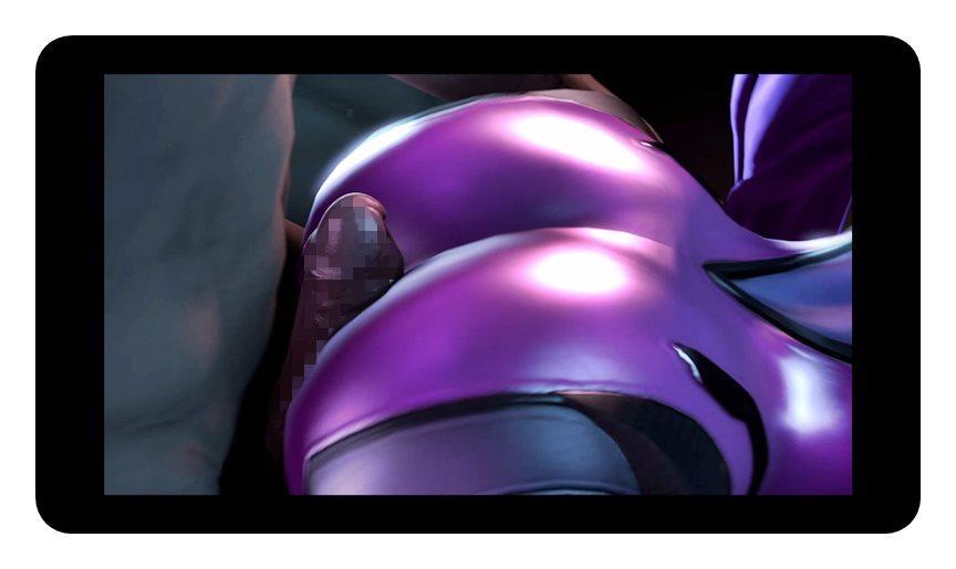[Overwatch] キャラクターがエロすぎてプレイに集中できないwww Part5 [3DCG,SFM] (17)