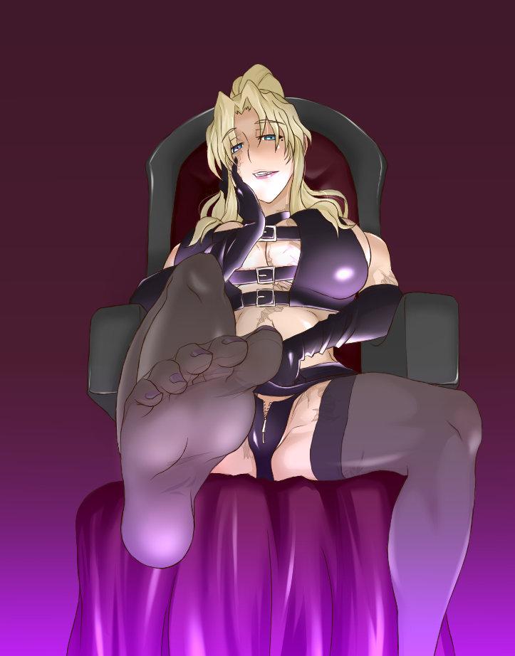 ブラックラグーン エロ画像 01 (12)