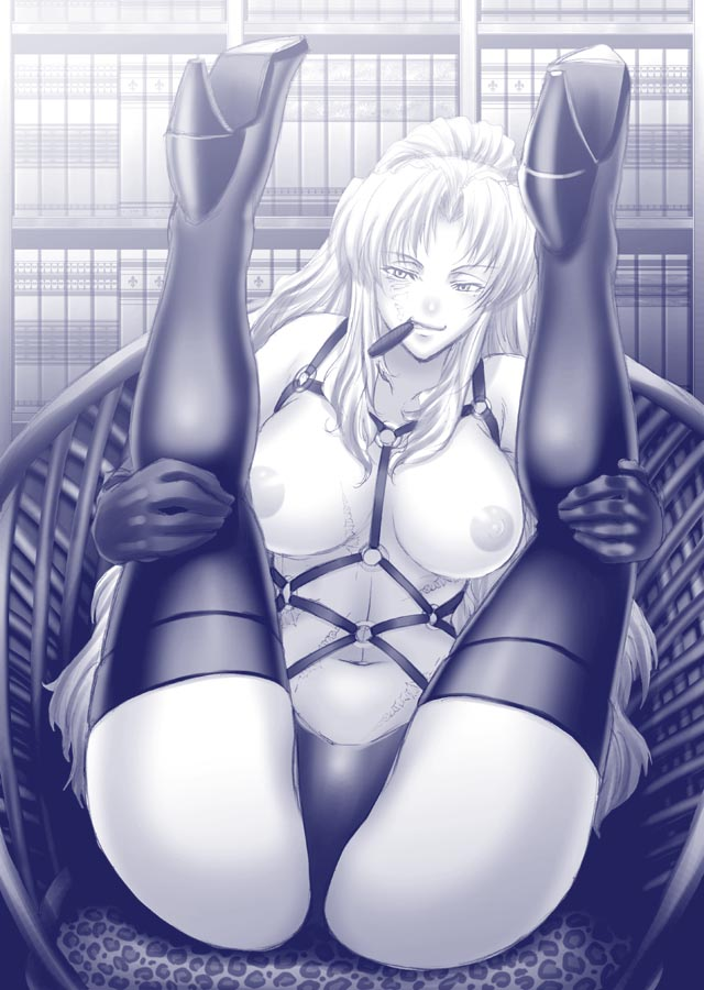 ブラックラグーン エロ画像 02 (16)
