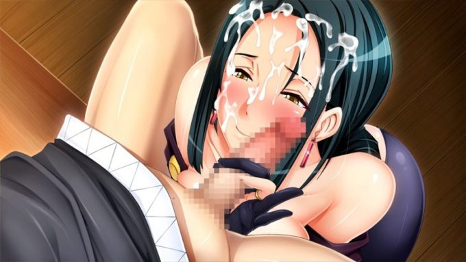 [HCG] 褐色巨乳の女戦士・マルグリットの受難!?  Part4 [ルネ] (33)