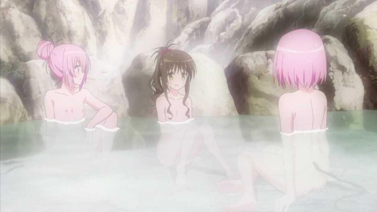 ToLOVEる ダークネス OVA第8巻 キャプチャー エロ画像 (17)