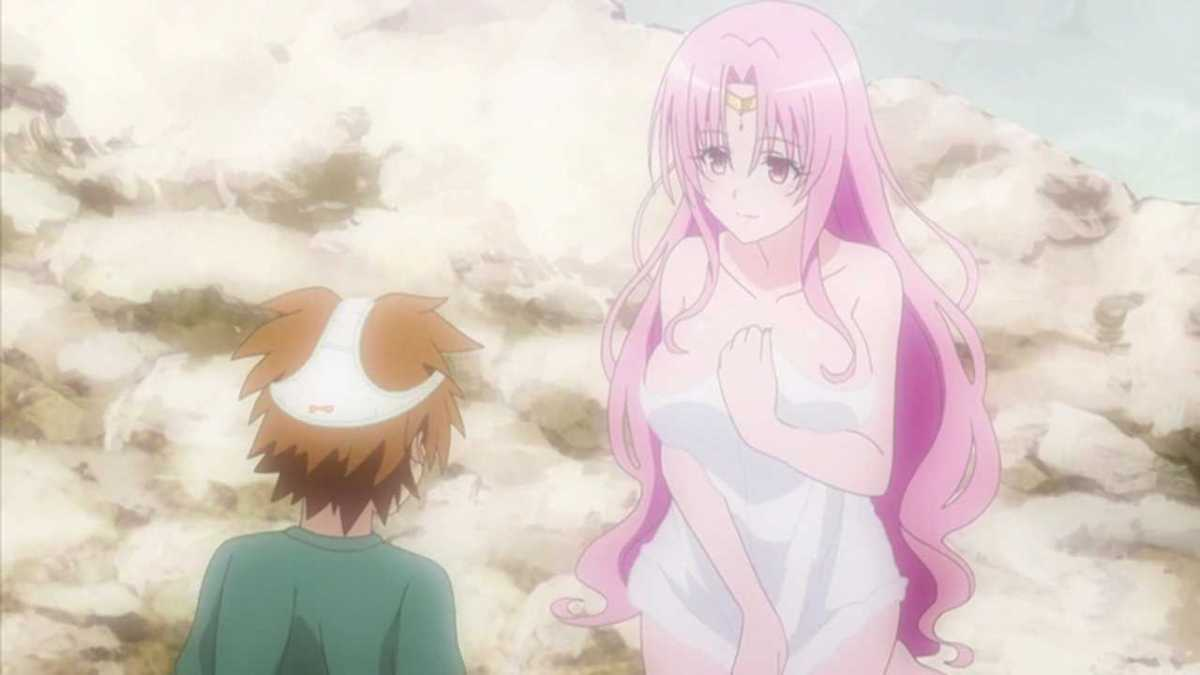 ToLOVEる ダークネス OVA第8巻 キャプチャー エロ画像 (56)