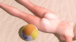 [DOA,3DCG] デッドオアアライブのヌードMODでキャラクターを全裸に剥くエロ動画 (41)