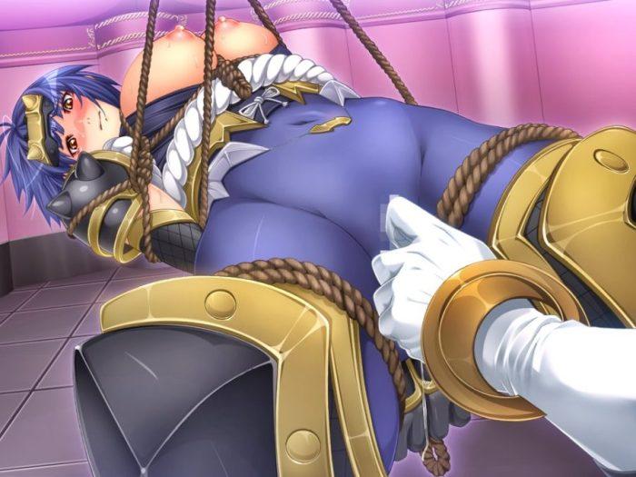 [HCG,ルネ] 悪の女幹部の弱みを握って性的なオシオキ!Part3 [悪の女幹部フルムーンナイト] (5)