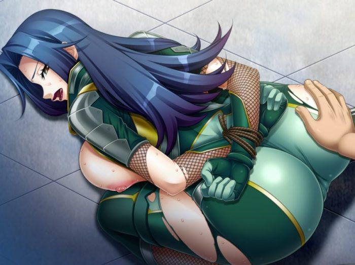 [HCG] 対魔忍アサギ決戦アリーナ Part6 [DMM GAMES R18] (18)