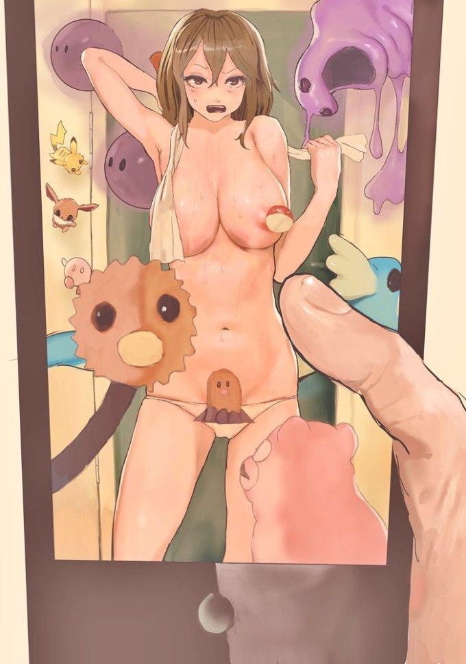 [ポケモン] Pokemon GOのエロ画像ってなんだよ・・・・? 02 (14)