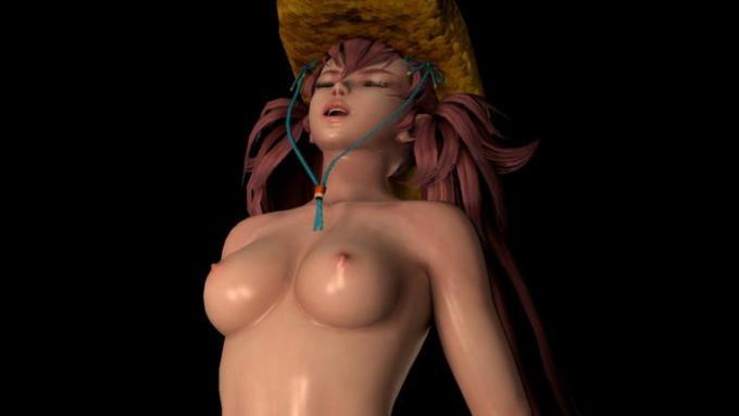 [3DCG] お姉チャンバラ エロ画像 (21)