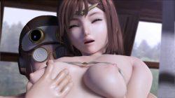 [3DCGアニメ] 女騎士を勇者オジサンがマッサージ?する超美麗な3DCGアニメーション [アトリエイズモ] (13)