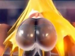 【3DCG】セシリアと足コキやパイズリ、様々な体位でセックスが出来る3Dエロアニメーション (インフィニット・ストラトス)