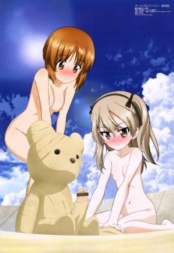 【裸コラ・剥ぎコラ】女の子を裸に剥いちゃいましたwww Part12 (1)