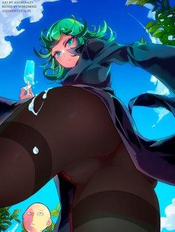 ワンパンマン エロ画像 04 (28)