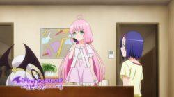 ToLOVEる ダークネス OVA 第9巻 「First accident?~初めての……~/I think~一歩前に~」 キャプチャー エロ画像 (2)