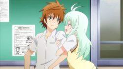 ToLOVEる ダークネス OVA 第9巻 「First accident?~初めての……~/I think~一歩前に~」 キャプチャー エロ画像 (43)