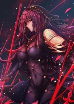[Fate/Grand Order] スカサハ エロ画像 03 (17)