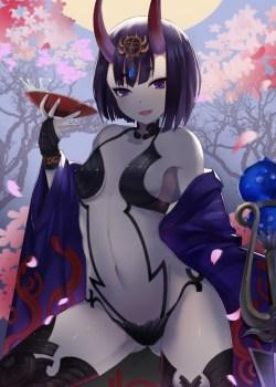 [Fate/Grand Order] 酒呑童子 エロ画像 03 (20)