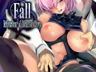 (Fate/Grand Order) マシュがキモデブマスターの命令に逆らえずバックで中出しセックスしちゃうw【関西漁業協同組合 (丸新)】