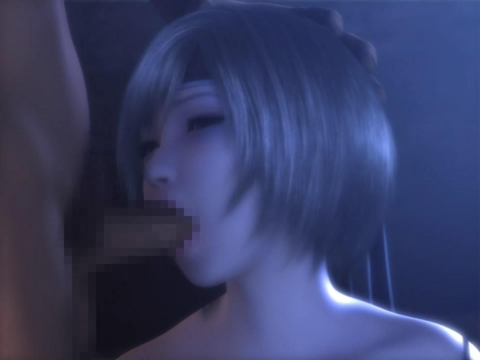 [FF7,エロ動画] ユフィが盗賊団や触手モンスターに襲われる3DCGアニメ (20)
