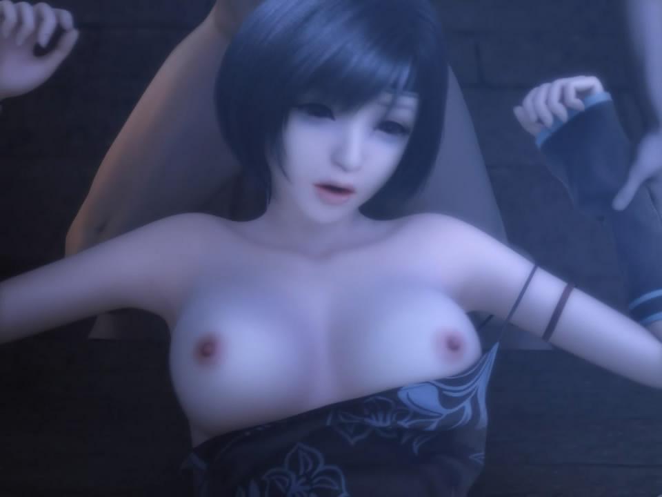 ユフィンとエッチ - episodeI ユフィと輪姦 キャプチャー画像 (52)