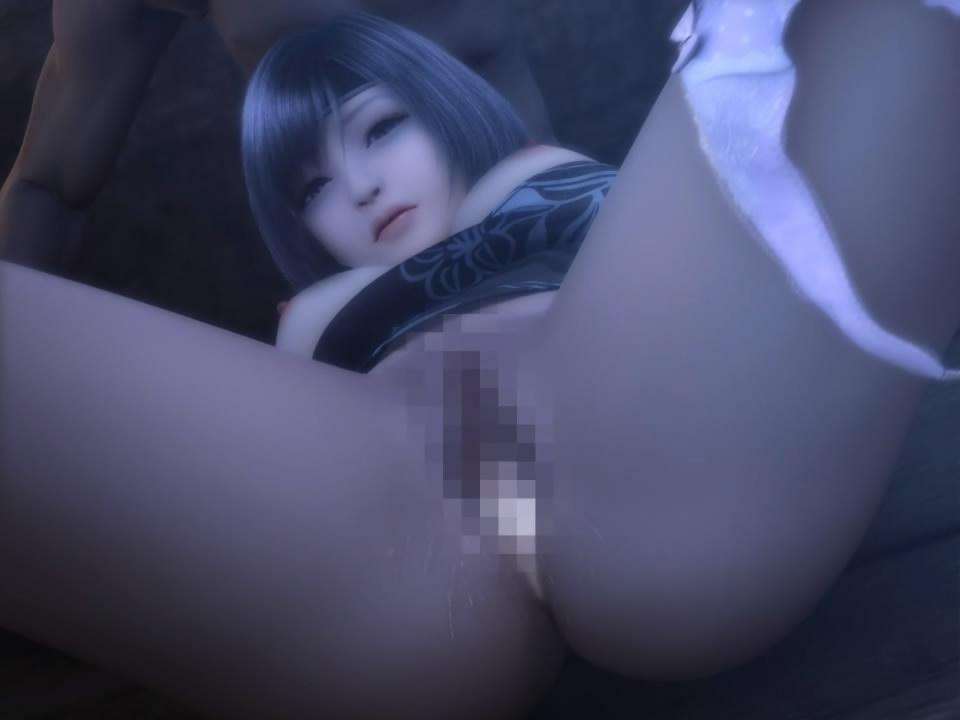 ユフィンとエッチ - episodeI ユフィと輪姦 キャプチャー画像 (54)