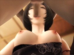 [FF7,エロ動画] ユフィと甘々イチャらぶエッチする3DCGアニメ (20)