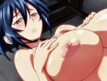 貧乳は人に非ず!乳アニメ 魔乳秘剣帖 エロシーン総集編