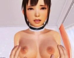 [3DCGアニメ] VRカノジョ 全エッチシーン まとめ動画