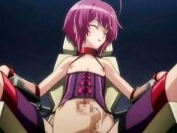 [エロアニメ] 美少年が拘束されてオ〇ンポを擦られ、お尻をバイブで犯される!