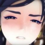 [3Dエロアニメ] ブラックを助けに来たキュアホワイトが化物に異種姦レイプされ巨根をぶち込まれる! (ふたりはプリキュア)
