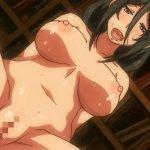 [エロアニメ] 肉欲に支配された学園で金持ちの女学生たちの発情を治めるために抱きまくる!(冥刻學園 受胎編 #2)