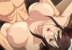 [エロアニメ] 富豪の女主人にアナルセックスで逆レイプされた挙句、使用人の処女を奪うよう強制されて……。 (STARLESS I)