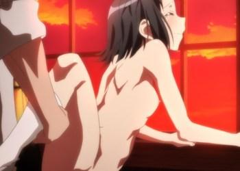 【エロアニメ】女子小〇生が誰もいない学校で変態教師に強姦される事件が発生!