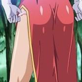 スタイル抜群のチャイナ娘に金を払って手コキ・パイズリしてもらう♪ (15美少女漂流記OVA)