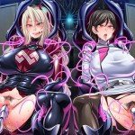 『監獄アカデミア』監獄戦艦名物の洗脳装置で全身改造され淫乱化する二人の女将校!