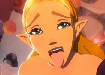 【ゼルダの伝説 BotW】ゼルダ姫がボコブリンたちに輪姦レイプされぶっかけ中出しされまくる (3Dエロアニメ)