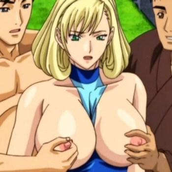 【エロアニメ】金髪令嬢が支配する学園ではあらゆる所で男女たちが交わり風紀が乱れまくっていたwww