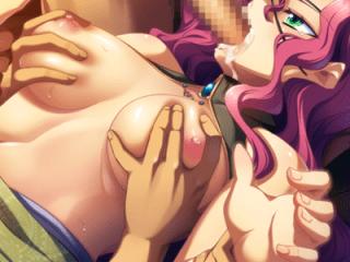 【魔将の贄3】麗しく豪快で姉御肌な女海賊船長・オリヴィア 輪姦Hシーン