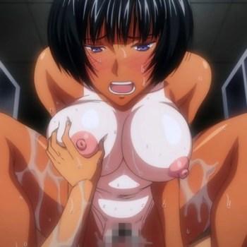 [エロアニメ] 傷心のお姉さんがショタ誘惑して汗だく本気セックス!