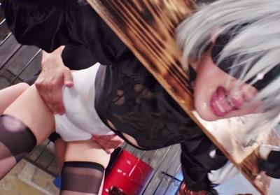 美少女機械人形●B×アナル&マ●コ2穴中出しファック×10連続大量ザーメンぶっかけ ほのか