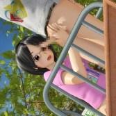 【ロリショタ】ちょっぴりエッチなメガネ少女にオチ〇チンを弄られて遊ばれちゃう!