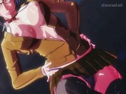 【監獄学園】痴女副会長にヒールで足コキ、デカ尻騎乗位でSM調教されて…!