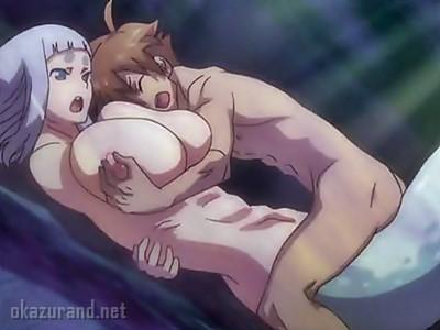 【モン娘】童貞ショタが蛇娘のお姉さんで初セックス!しかし、夢中になるあまり暴走してしまい.....!?